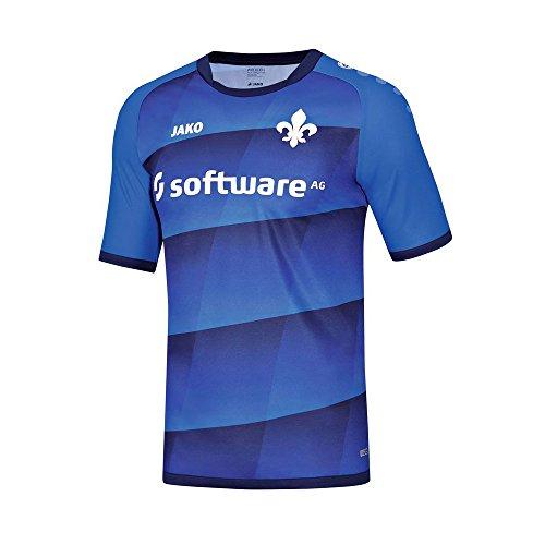JAKO Herren SV Darmstadt 98 Trikot Home 2016/2017 Heimtrikot, blau, 52/54