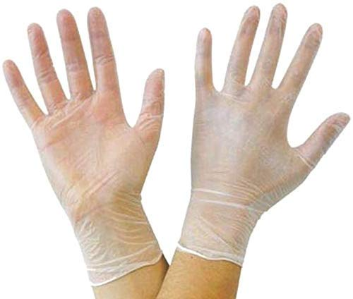 N/A 100 Einweghandschuhe Einweghandschuhe Butyl Latex Anti-Cross-Haus Schutzhandschuhe M-Code