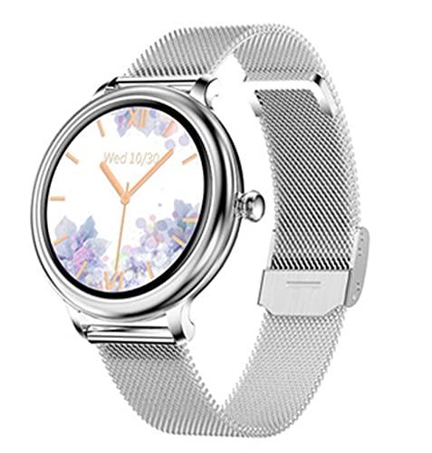 YYZ Nuevo NY13 Smart Watch Tasa del corazón Presión Arterial Monitor fisiológico IP68 Impermeable 2.5D Pantalla LCD Tracker,B