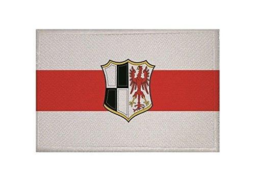 U24 Aufnäher Helmbrechts Fahne Flagge Aufbügler Patch 9 x 6 cm