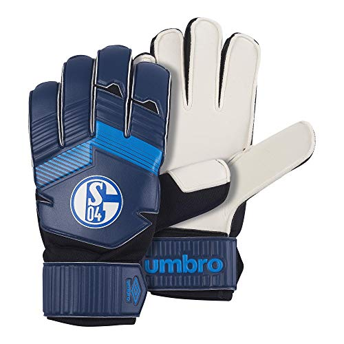 Umbro FC Schalke 04 Towart-Handschuhe (10/11)