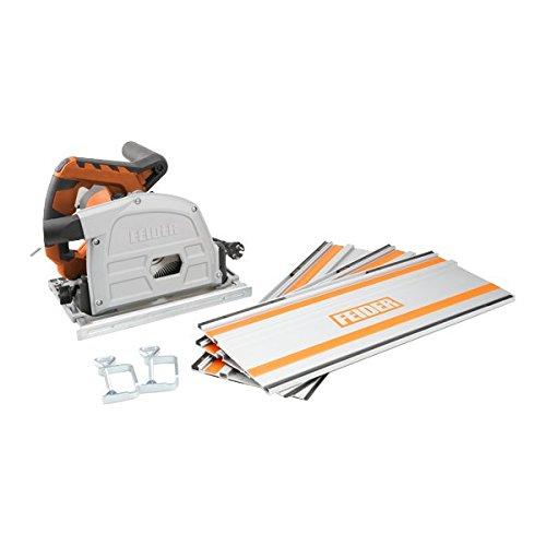Feider FS 1612 - Sierra de incisión (1300 vatios) color Naranja
