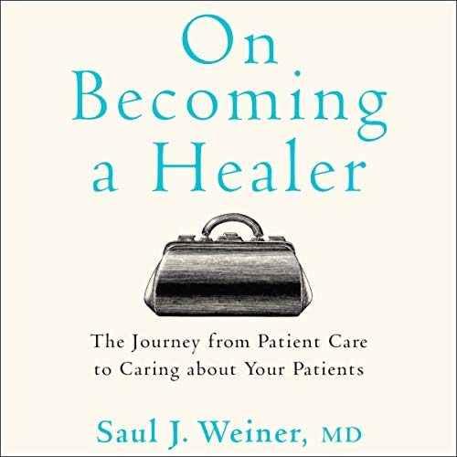 On Becoming a Healer audiobook cover art