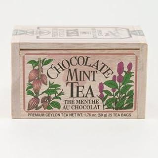 Metropolitan Tea Chocolate Mint - 25 Tea Bags