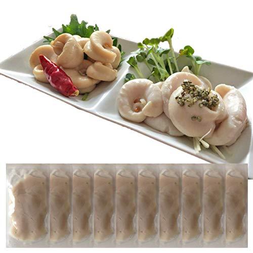 お中元 ギフト 珍味【イカの白子】50g×10個 *14時までのご注文 ヤマキ食品 イカ屋荘三郎