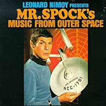 Best mr spock's music from outer space Reviews