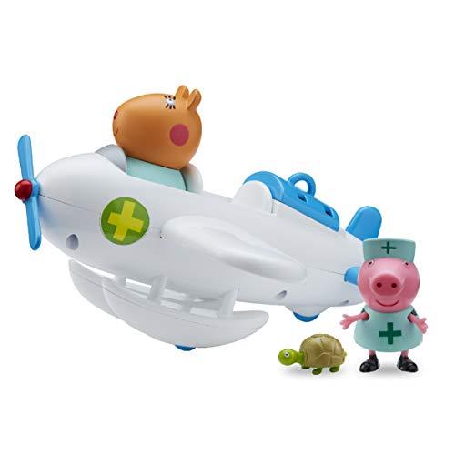 Peppa Pig Dr Hamster Veterinary Avión (Character Options 07349)