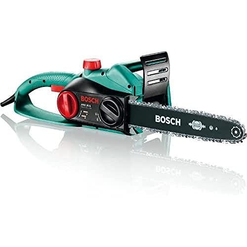 Bosch 910030973 Motosierra eléctrica AKE 35-19 S 1900 W, velocidad de la cadena de...