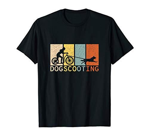 Dogscooter Zughundesport CaniX Hundesport T-Shirt
