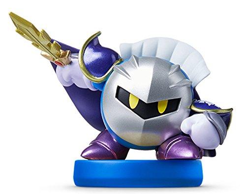 Amiibo Meta Knight - Kirby: Planet Robobot series Ver. [Wii U][Importación Japonesa]