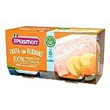 TESTPAKET Plasmon Fisch Homogenisiert Babynahrung ( 12 x 80g ) ab 6 Monaten
