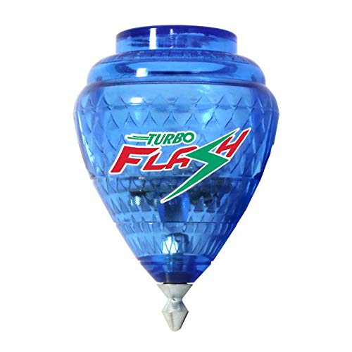 Trompo Peonza King Turbo Flash (con luz LED)