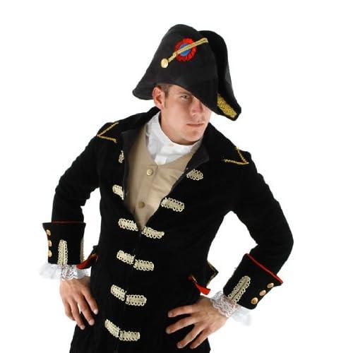 Bicorn Hat: Admiral Hat: Amazon.com