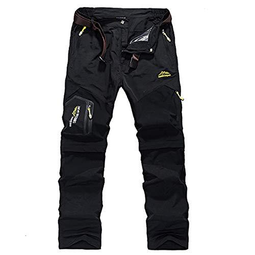 OEAK Pantalons de Travail Homme Cargo Pantalons Battle Homme Treillis Militaire Multi Poches Coton Chino Sport Outdoor Chaud Epaisse