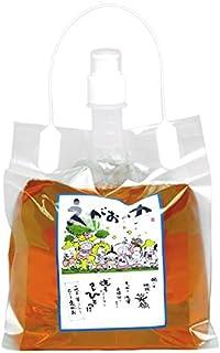 植物油由来成分からできた濃縮自然派洗剤「えがおの力(旧松の力)」2L