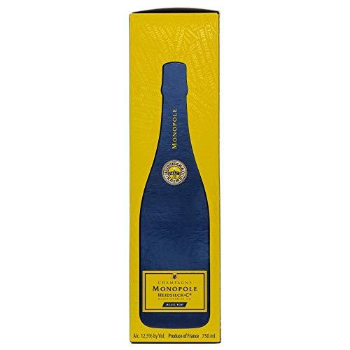 Champagne Monopole Heidsieck Blue Top Brut - 7