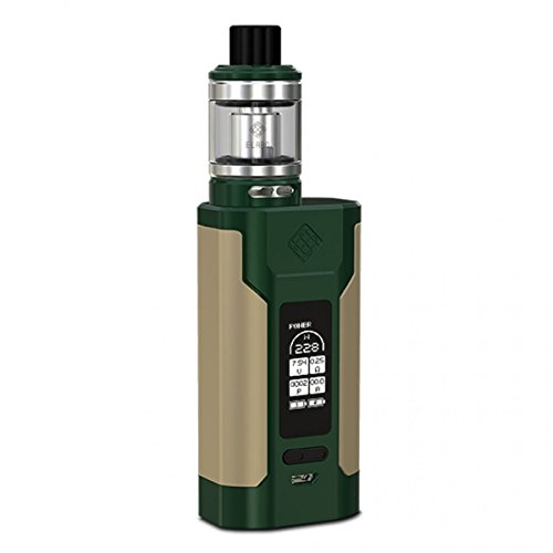 Wismec Sinuous P228 Promodore Kit, Farbe:Green Beige