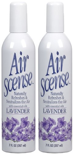 Air Scense Air Freshener - Lavender - 7 oz - 2 pk