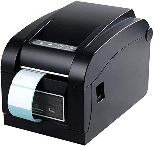 80Mm Directe Imprimante De Codes À Barres Thermique Autocollant Imprimante D'étiquettes Codes À Barres Imprimante D'étiquettes USB + LAN Série + Interface