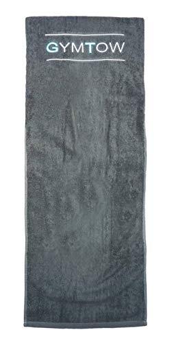 Flobajo GymTow Sporthandtuch, grau, 100 cm