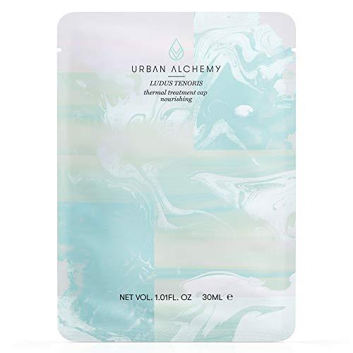 Urban Alchemy - Thermal Treatment Cap Nourishing Mask 30ml | Intensiv pflegende Haarmaske für trockenes Haar und Kopfhaut