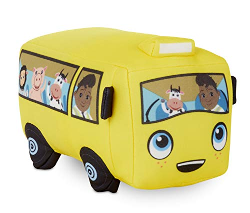 Little Tikes Little Baby Bum Wigglin Wheels On The Bus Official Plush Toy