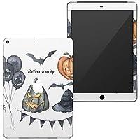 igsticker 第6世代 第5世代 iPad 9.7インチ iPad 6 / 5 2018/2017年 モデル A1893 A1954 A1822 A1823 全面スキンシール apple アップル アイパッド タブレット tablet シール ステッカー ケース 保護シール 背面 015841 ハロウィン おばけ halloween