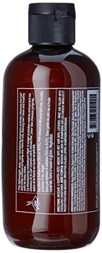 V76 by Vaughn ENERGIZING SHAMPOO Daily Revitalizing Formula for Men, 8 Fl Oz