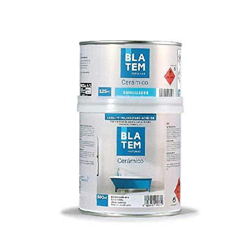 Esmalte cerámico Blatem Especial bañeras,lavabos,inodoros,sanitarios,azulejos