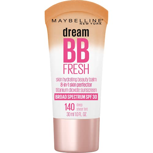 MAYBELLINE Dream Fresh BB Cream - Deep 140