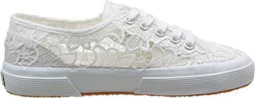 Superga Unisex-Erwachsene 2750-macramew Sneakers, Weiß (901), 39 EU