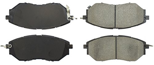 StopTech 309.10780 Sport Brake Pads with Shims and Hardware