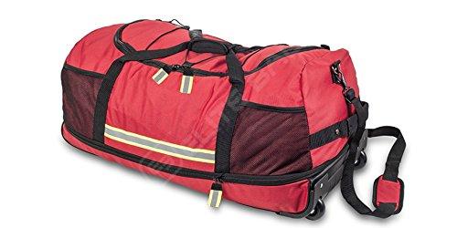 Borsa avvolgibile per vigili del fuoco   Zaino per dispositivi di protezione individuale   Con ruote   Rosso   Roll & Fight's   Borse Elite