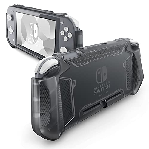 Mumba Griff Case für Nintendo Switch Lite Hülle [Blade Series] TPU Case Robust Schutzhülle Kompatibel mit Switch Lite Console 2019 Ausgabe (Frost)