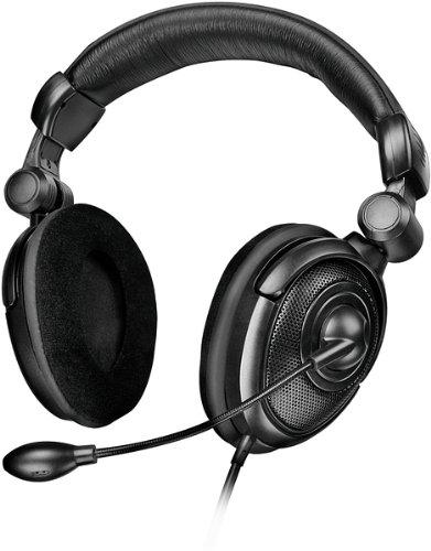 Speedlink Medusa NX Kopfhörer mit Mikrofon und Kabelfernbedienung für Xbox 360/PC (3,5 mm/2,5 mm/USB, faltbar, getrennter Chat und Gaming-Sound)