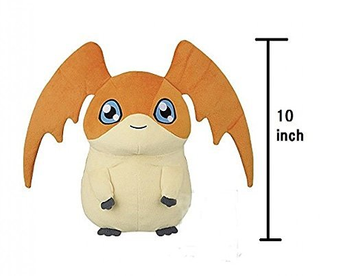 Digimon Adventure Patamon Big Plush 10inch Digital Monsters Stuffed Toy by Banpresto