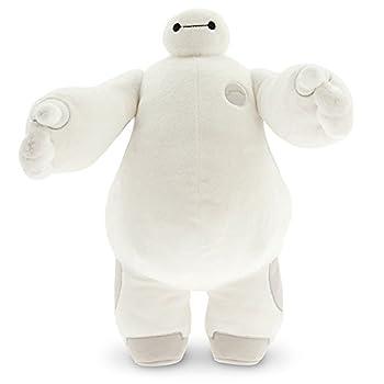 Disney Store Baymax White 15  Plush Toy  Big Hero 6 Healthcare Companion Robot