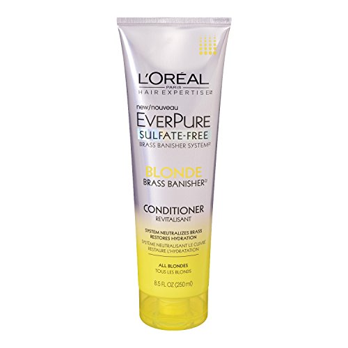 L'Oreal Paris EverPure Blonde Conditioner - 8.5 oz