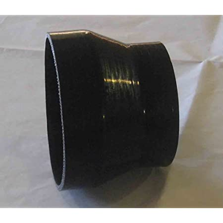 Silicone Reducer Black 3.25 to 3.0