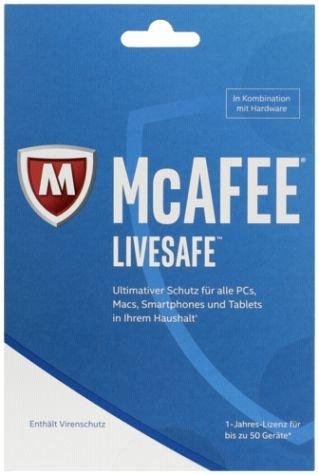 McAfee LifeSafe 2017