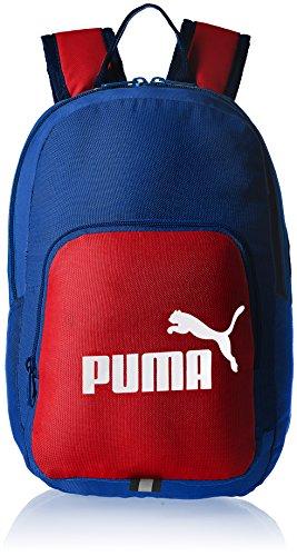 PUMA Phase Small Backpack Rucksack, Lapis Blue-Toreador, OSFA