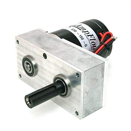 AmpFlow E30-150-G Electric Gearmotor, 12V, 24V or 36 VDC, 670 RPM