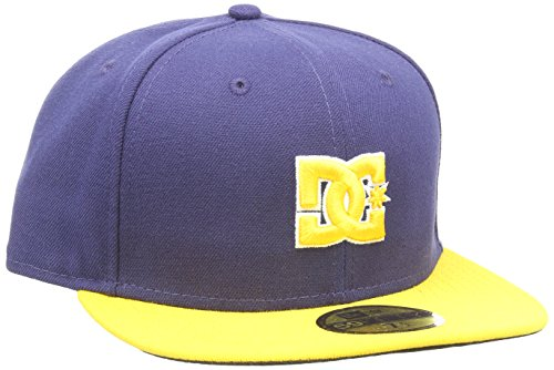 DC Shoes Capuchons Empire Se M Hats, Homme, Cap Empire Se M Hat, Bleu Marine