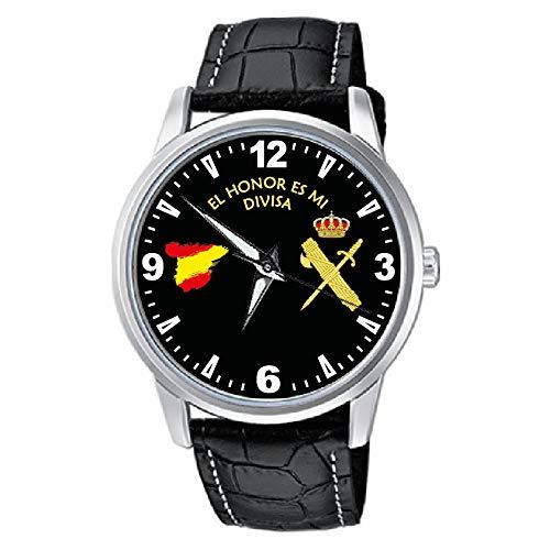 CASIO® Reloj Guardia Civil sumergible