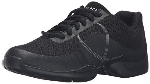 Bloch Women's Troupe Dance Shoe, Black, 10.5