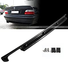 Rear Body Bumper Diffuser Lip Kit Fits 92-99 BMW E36 3 Series