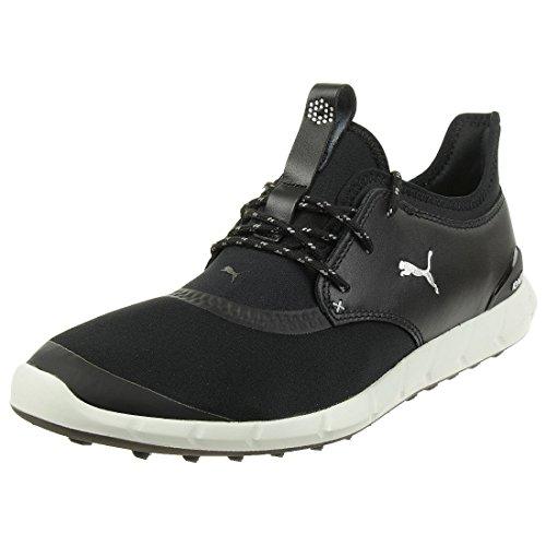 Puma Ignite Golf Spikeless Sport Men Golfshoes Golf black 189416 01, tamaño de zapato:EUR 44