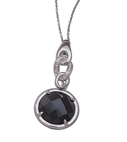 Orphelia ZH-4565 - Catenina con pendente da donna, argento sterling 925, 450 mm