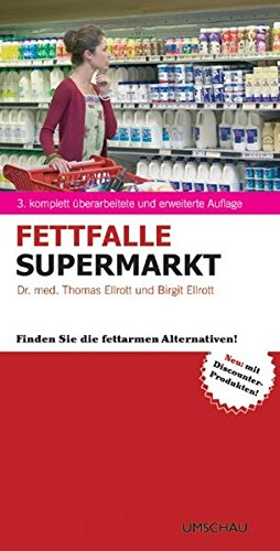 Fettfalle Supermarkt: Finden Sie die fettarmen Alternativen