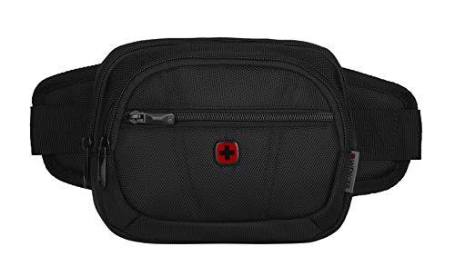 WENGER Unisex Bc Top Luggage- Messenger Bag, Black, L